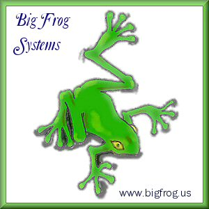 Nothing like a Big Frog System!